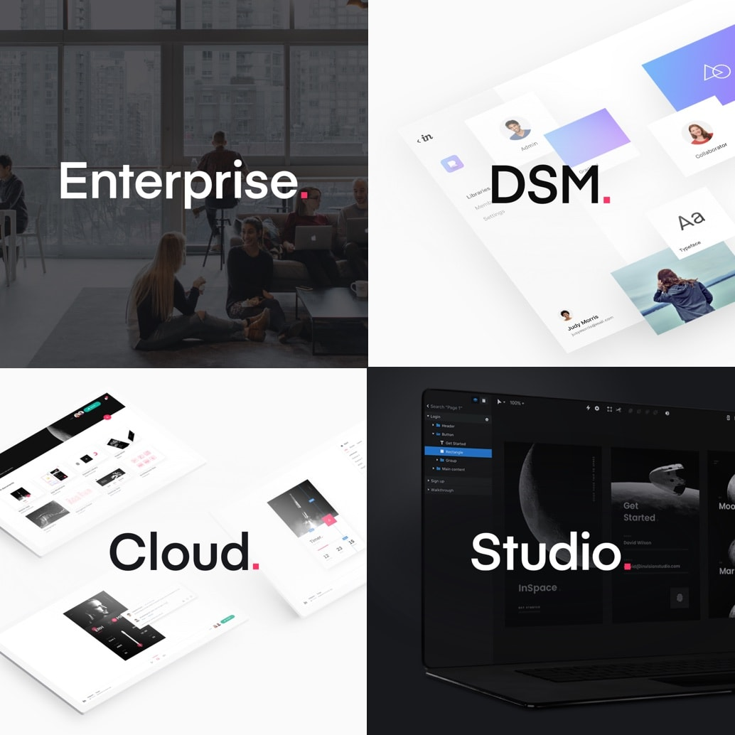 Feature Image - InVision training and workshops – Cloud. Studio. DSM.